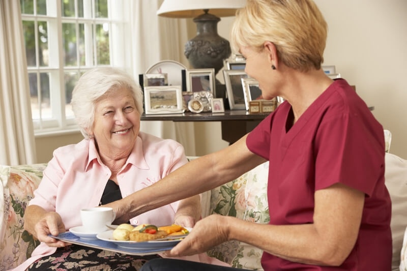 Reverse Mortgage can help you pay for Senior at Home Care